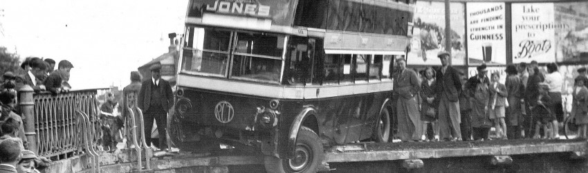 Holybrook Accident a 6 August 1941