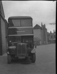 READING CORPORATION TRANSPORT 1939 – 1950: WAR AND AUSTERITY