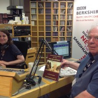 John Whitehead & Sarah Walker at BBC Radio Berkshire